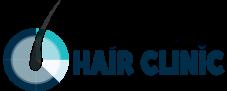 Hair transplant logo image