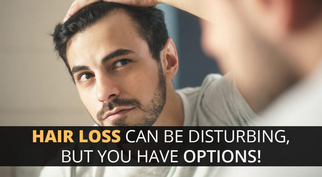 Hair loss vitamins role