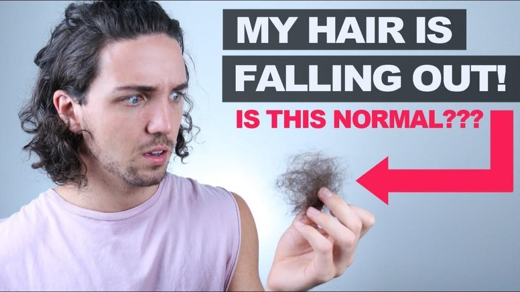 Why is my hair falling out